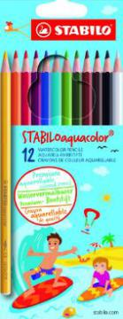CRAY AQUACOLOR ETUI DE 12